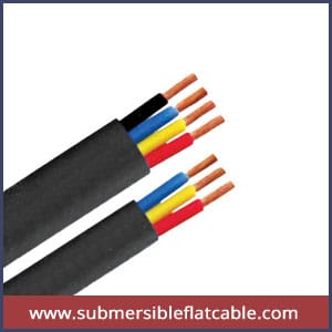 three core submersible flat cable Dealer