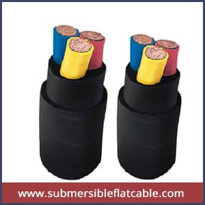 TRS Rubber Cable