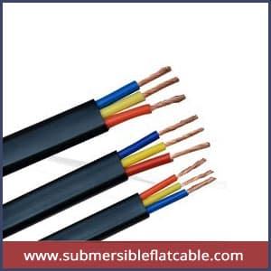 submersible flat cable manufacturer, supplier, exporter, dealers in Gir Somnath, Gujarat